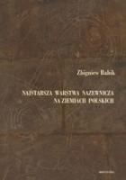Najstarsza warstwa nazewnicza na ziemiach polskich (W granicach wczesnośredniowiecznej Słowiańszczyzny)