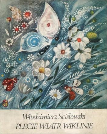 Okładka książki Plecie wiatr wiklinie