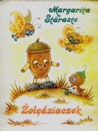 Okładka książki Żołędziaczek