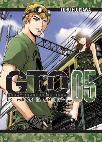 Okładka książki GTO: 14 Days in Shonan tom 5
