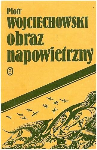 Okładka książki Obraz napowietrzny