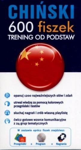 Okładka książki Chiński. Trening od podstaw.