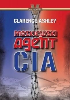 Okładka książki Moskiewski agent CIA