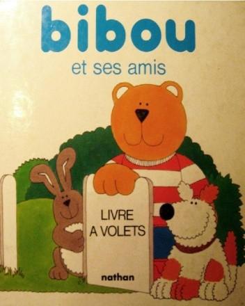 Okładka książki Bibou et ses amis