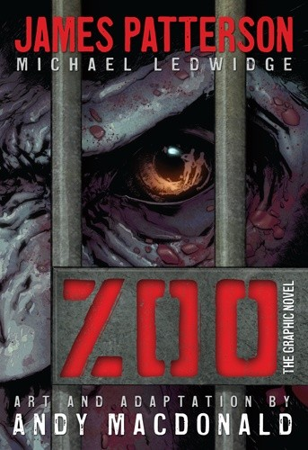 Okładka książki Zoo: The Graphic Novel