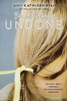 Okładka książki Zen and Xander Undone