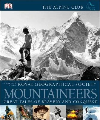 Okładka książki Mountaineers  - Great tales of bravery and conquest