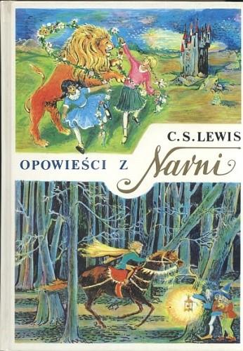 Okładka książki Opowieści z Narnii (wydanie dwutomowe)