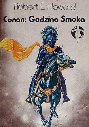 Okładka książki Conan: Godzina Smoka