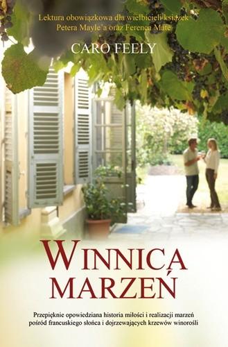 Okładka książki Winnica marzeń