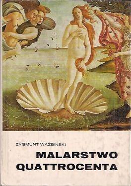 Okładka książki Malarstwo Quattrocenta