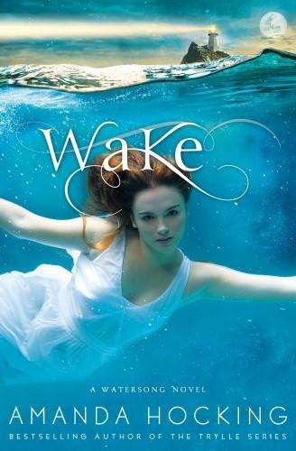 Okładka książki Wake
