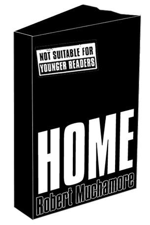 Okładka książki Home