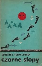 Okładka książki Czarne stopy