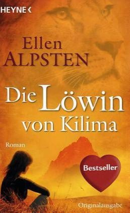 Okładka książki Die Löwin von Kilima