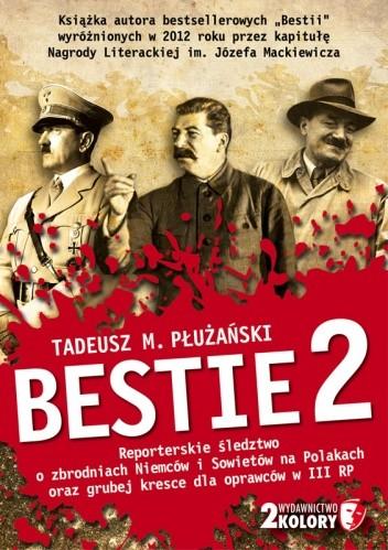 Okładka książki Bestie 2