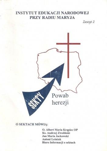 Okładka książki Sekty. Powab herezji