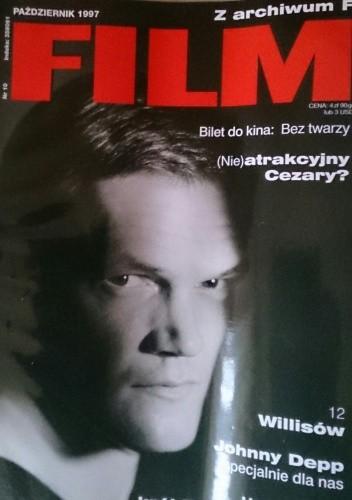 Okładka książki Film, październik (10) 1997