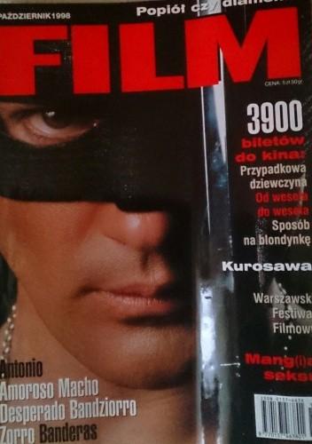 Okładka książki Film, październik (10) 1998