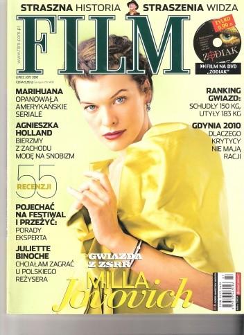 Okładka książki Film, czerwiec (06) 2010