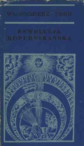 Okładka książki Rewolucja Kopernikańska