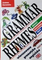 Grammar Rhymes. Wierszowana gramatyka angielska