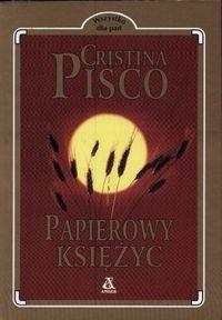 Okładka książki Papierowy księżyc