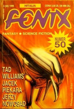Okładka książki Fenix 1996 3 (50)