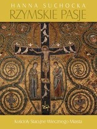 Okładka książki Rzymskie pasje