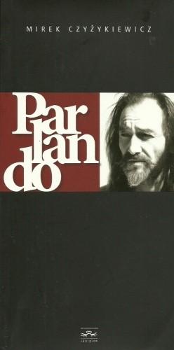 Okładka książki Parlando