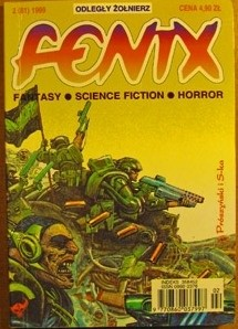 Okładka książki Fenix 1999 2 (81)