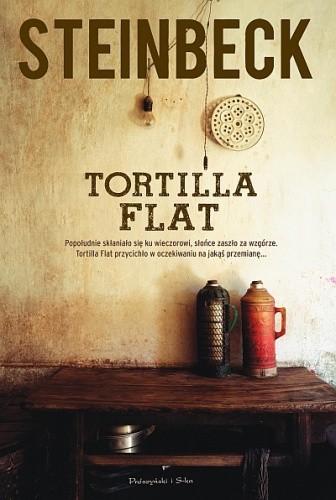 Okładka książki Tortilla Flat