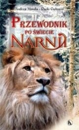 Okładka książki Przewodnik po świecie Narnii.