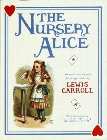 Okładka książki The Nursery Alice