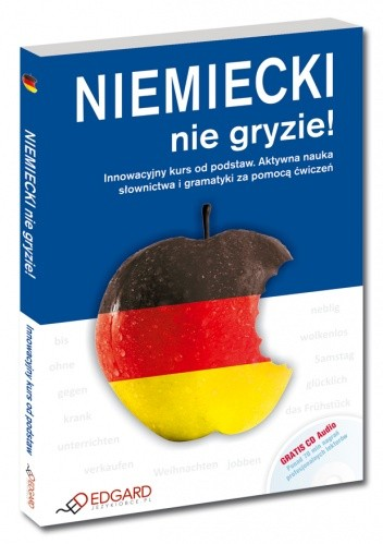 Okładka książki Niemiecki nie gryzie