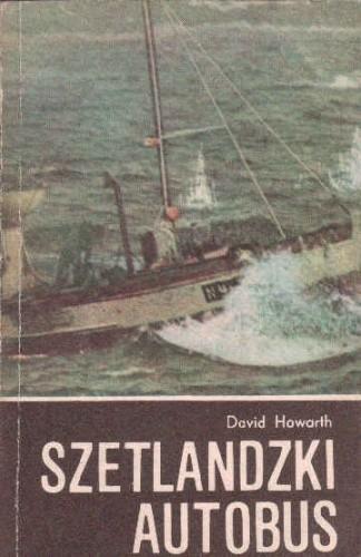 Okładka książki Szetlandzki autobus