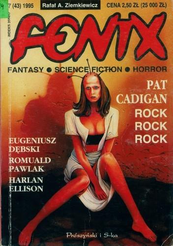 Okładka książki Fenix 1995 7 (43)