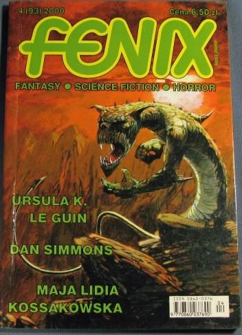 Okładka książki Fenix 2000 4 (93)