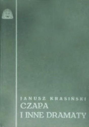 Okładka książki Czapa i inne dramaty