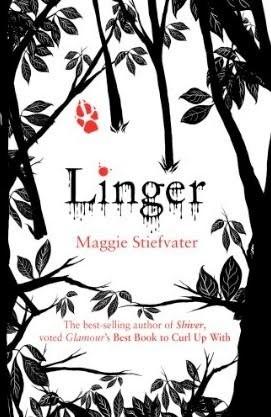 Okładka książki Linger