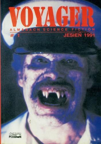 Okładka książki Voyager #1 (Jesień 1991)