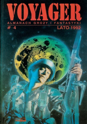Okładka książki Voyager #4 (Lato 1992)
