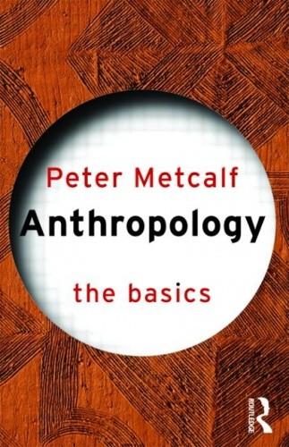 Okładka książki Anthropology: The Basics