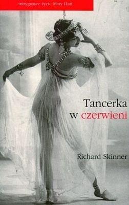 Okładka książki Tancerka w czerwieni