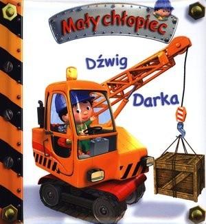 Okładka książki Dźwig Darka