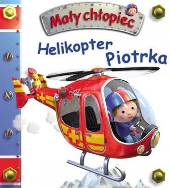 Okładka książki Helikopter Piotrka
