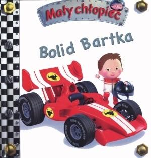 Okładka książki Bolid Bartka