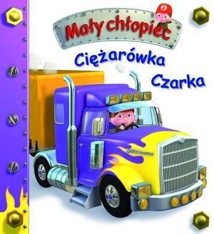 Okładka książki Ciężarówka Czarka