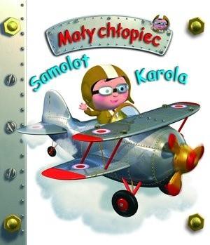 Okładka książki Samolot Karola