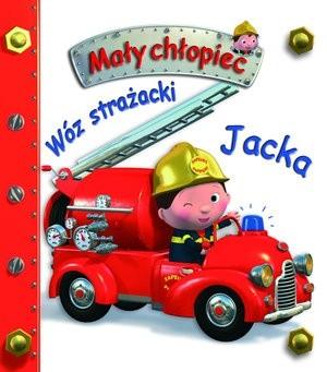 Okładka książki Wóz strażacki Jacka